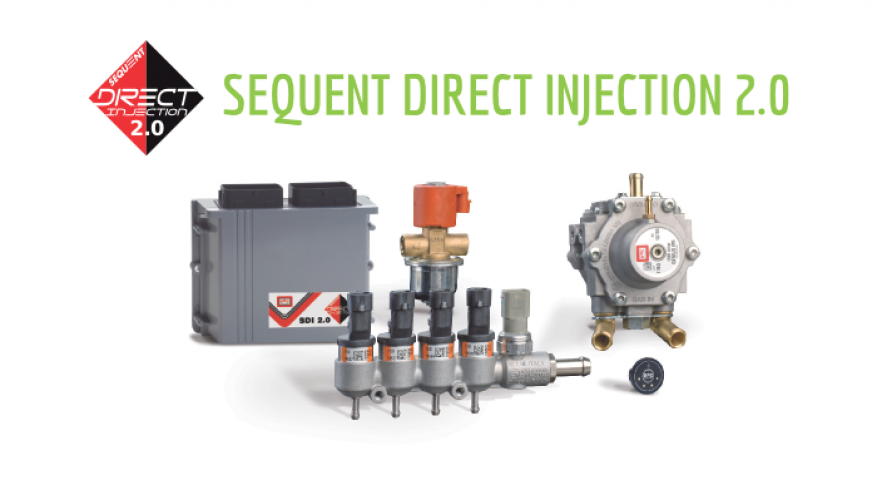 SDI – SEQUENT DIRECT INJECTION 2.0